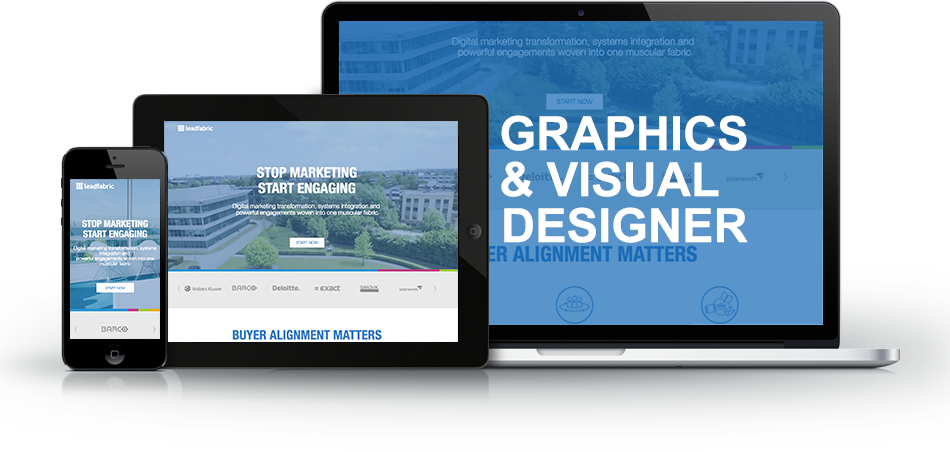 Graphics & Visual Designer