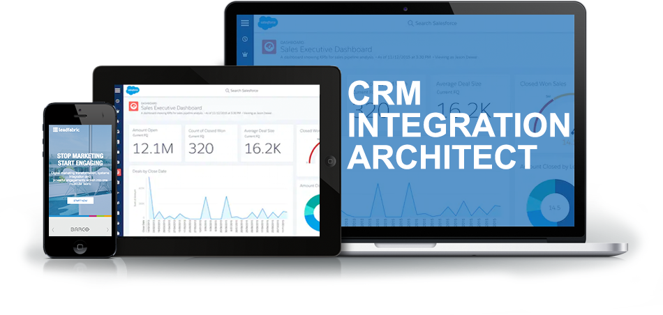 CRM INTEGRATION ARCHITECT
